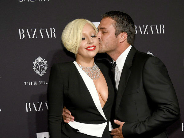Lady Gaga & Taylor Kinney Engaged on Valentine's Day, See Her Ring