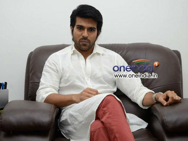 Ram Charan's airline named Trujet