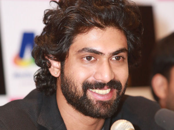 Rana Daggubati In Bangalore Days Remake