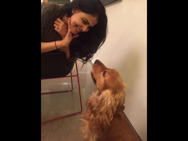 Genelia speaks about pet Dogs