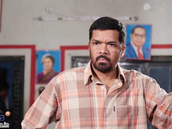 Posani Krishna murali Happy with temper result