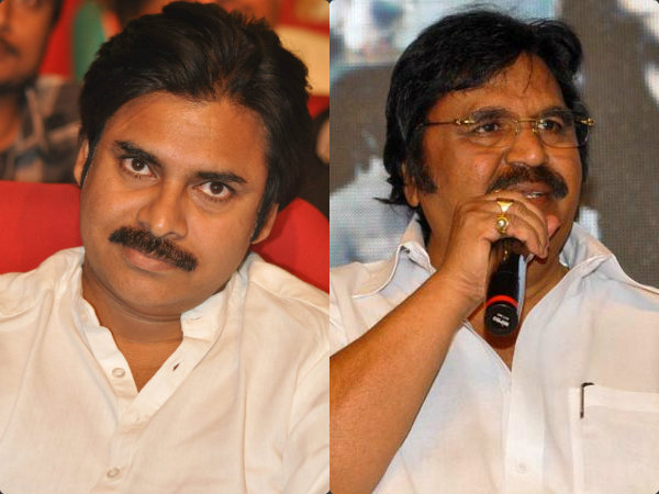SHOCKING: Pawan Kalyan to direct Satyagrahi for Dasari