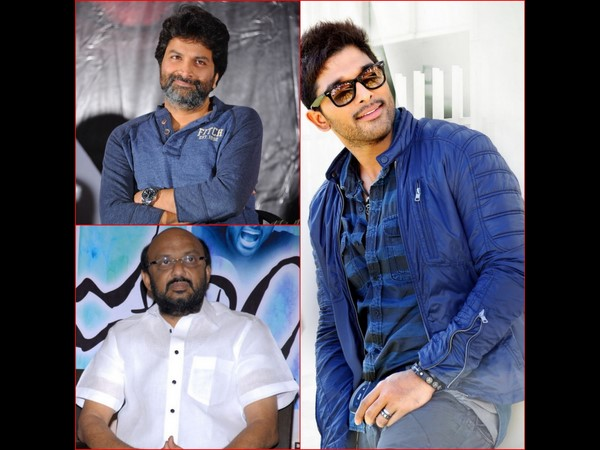 Allu Arjun, Trivikram movie shooting @ Spain