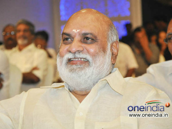 Raghavendra Rao's heart touching tweet