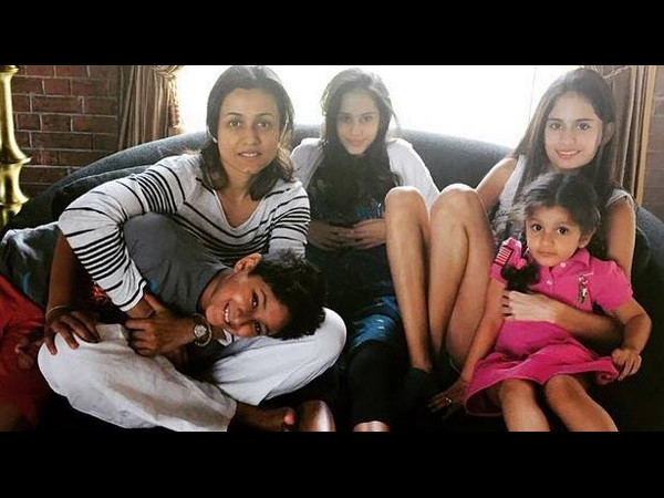 Namrata funtime with kids