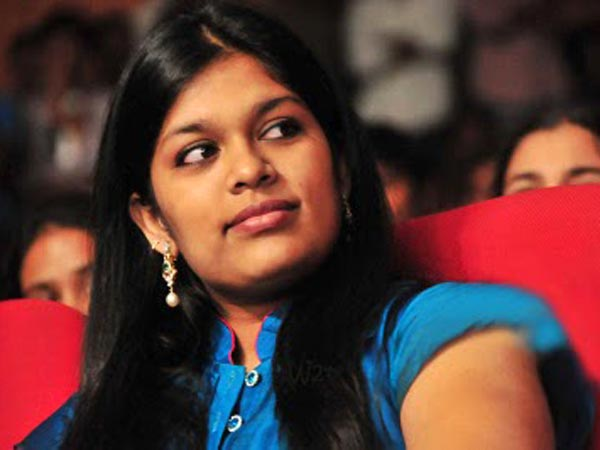 Remarriage for Chiranjeevi's daughter?