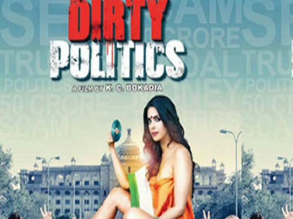 Mallika is back with 'Dirty Politics'