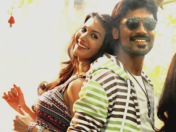Dhanush's Anekudu Movie Review