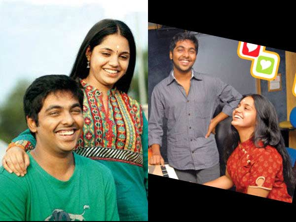 My Wife Not Restricted Me: GV Prakash