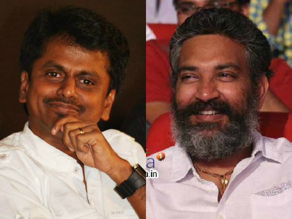 Not with Rajamouli it's with Director Murugadas