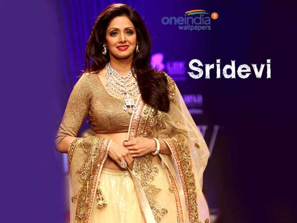 Sridevi to be seen in 'Mother'