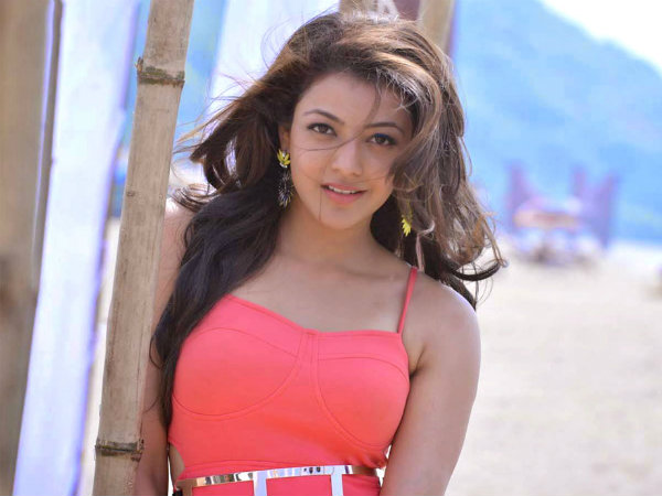 Watch Video : Kajal Agarwal workout in gym