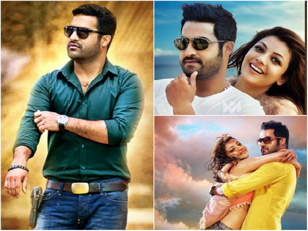 Jr NTR's Temper 5 weeks Total collections