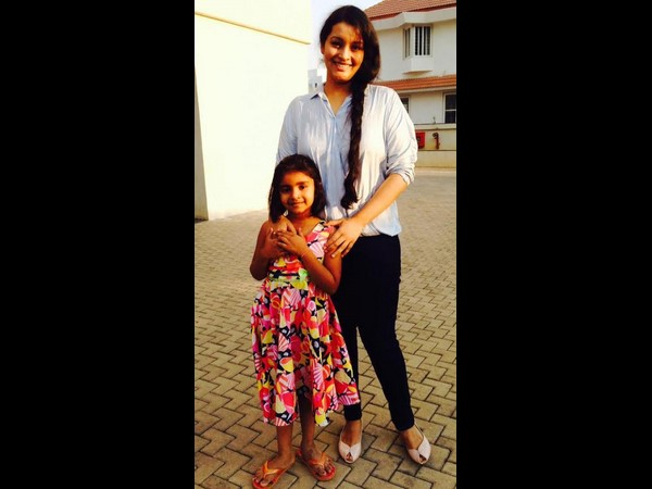 Have A Look: Birthday Day Girl Aadya!