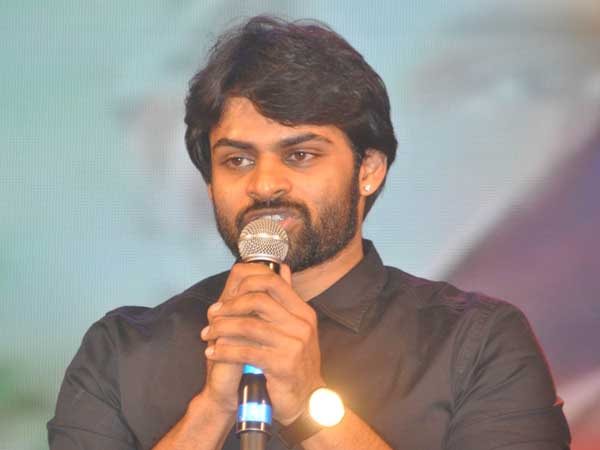 Sai Dharam Tej Reveals Pawan Reaction on 'Pawanism' Song
