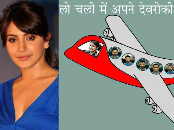 Throw stones at Anushka Sharma's house: KRK to fans