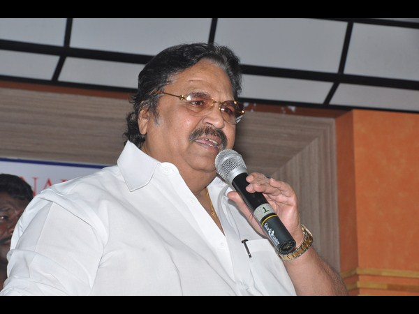 Dasari Narayana Rao on ED attach