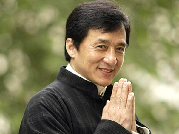 Jackie Chan Planning to Shoot India-China Co-Production 'Kung-Fu Yoga'