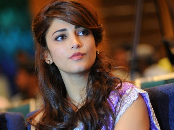 'Puli' Producers about Shruti Hassan!