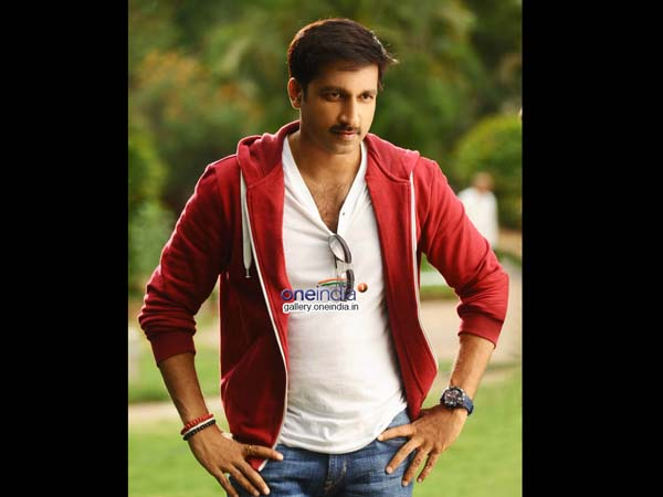 Gopichand about his friend ship with Prabhas