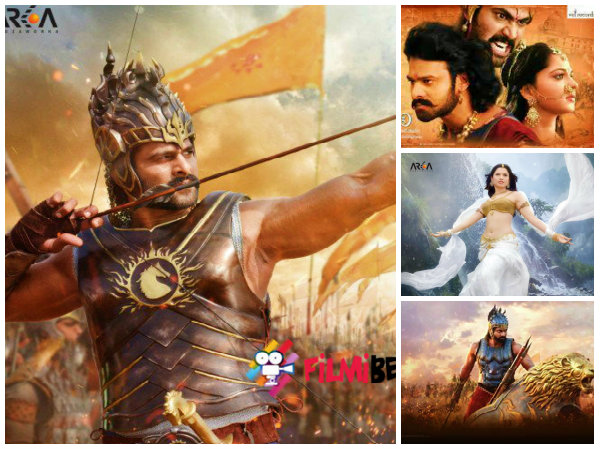 Rajamouli's Baahubali belongs to Mahishmathi kingdom!!