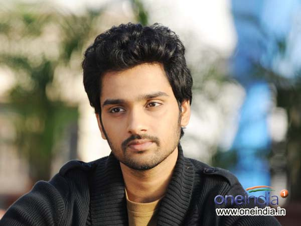MS.Raju directs his son Sumanth