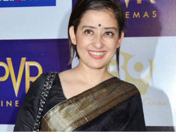 Manisha Koirala to re-enter Tamil film industry with Arjun's next
