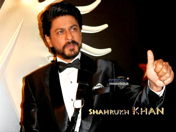 15 cr offer for Shahrukh Khan