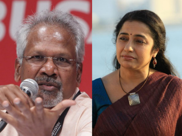 Mani Ratnam Clarifies Suhasini's Comments