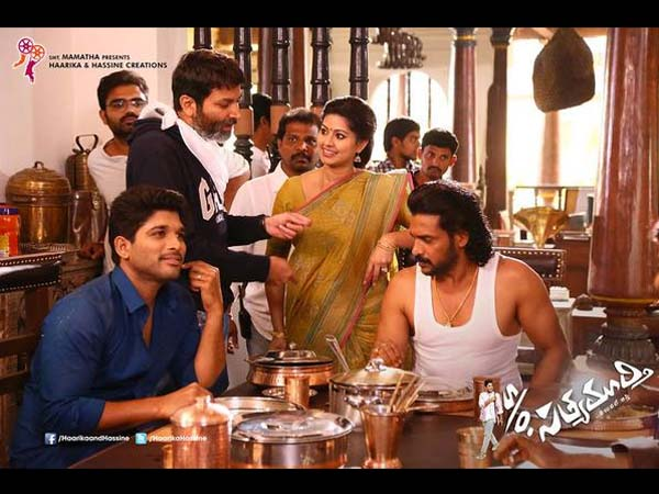 'Son of Satyamurthy' Karnataka collections