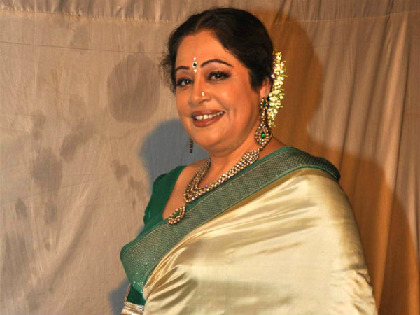 Bollywood Is Filled With Gays: Actress Kirron Kher