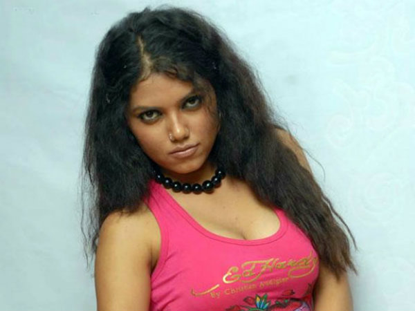 Actress Nayana Krishna, who is accused in the honeytrap blackmail case