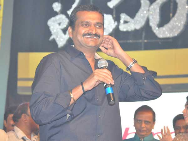 Bandla Ganesh public statement bout media