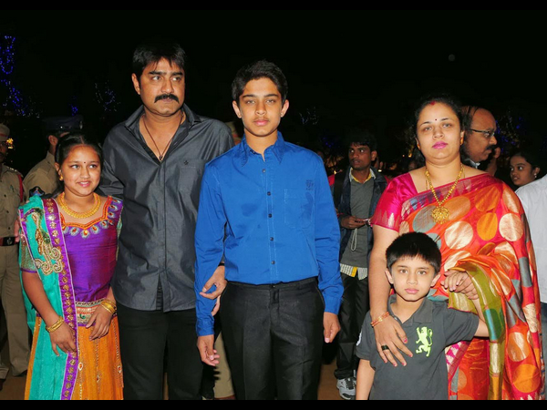 Srikanth's son to make his debut as hero