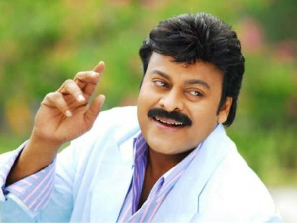 Chiranjeevi six pack for 150th movie!