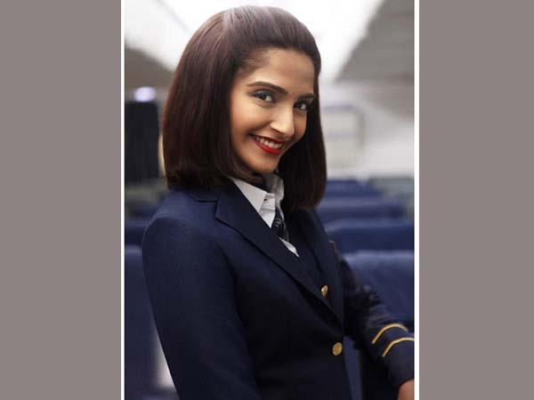 First Look: Sonam Kapoor as Neerja Bhanot