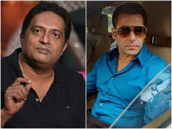 Prakash Raj prayers for Salman Khan