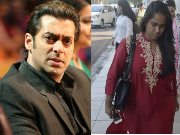 Salman Khan's Sister Arpita Khan Thanks Fans for Support on 'Big' Day