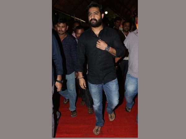 NTR sports terrific look for Sukumar film