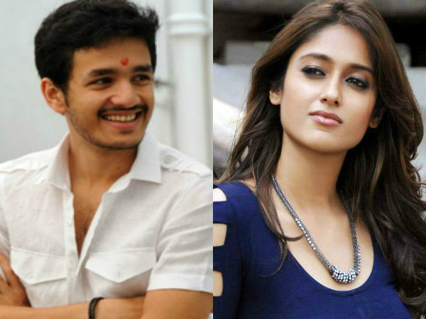 Ileana's sizzling item no in Akil's film