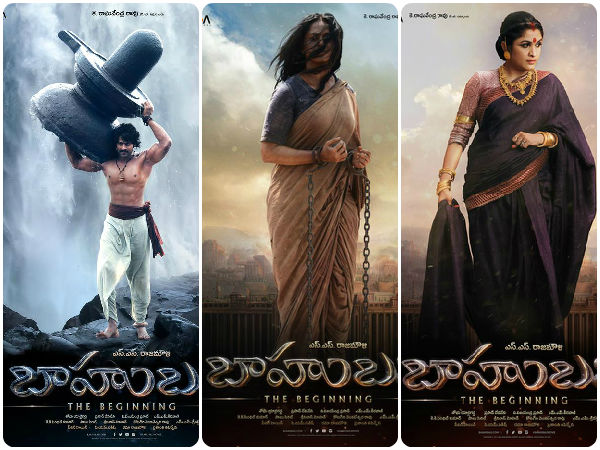 Rajamouli on Bahubali's next poster