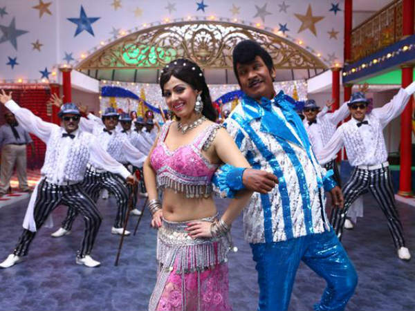 Vadivelu in place of Bollywood Superstar