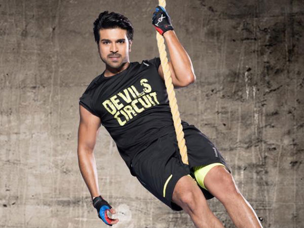 "Ram Charan's film title – ""Bruce Lee"""