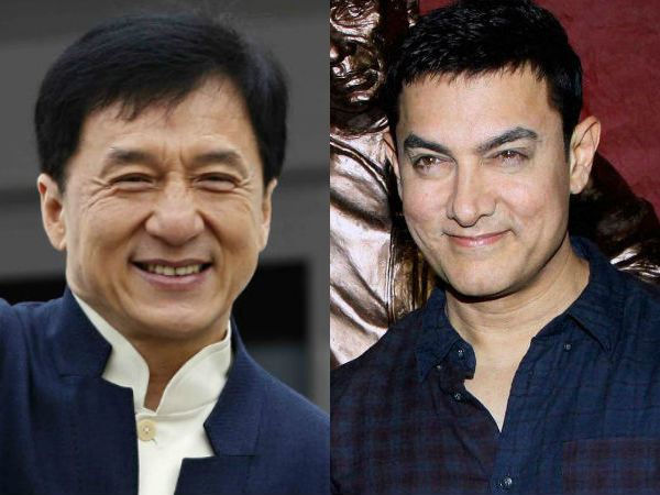 Aamir Khan ditches Jackie Chan's Kung Fu Yoga