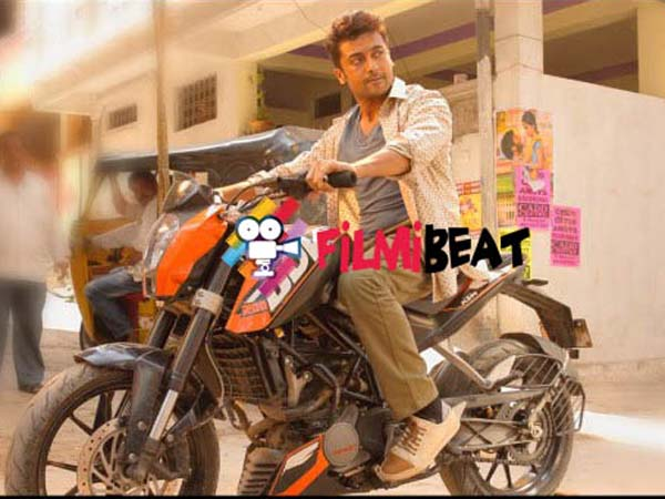 Kuwait Shocker for Suriya's Masss movie