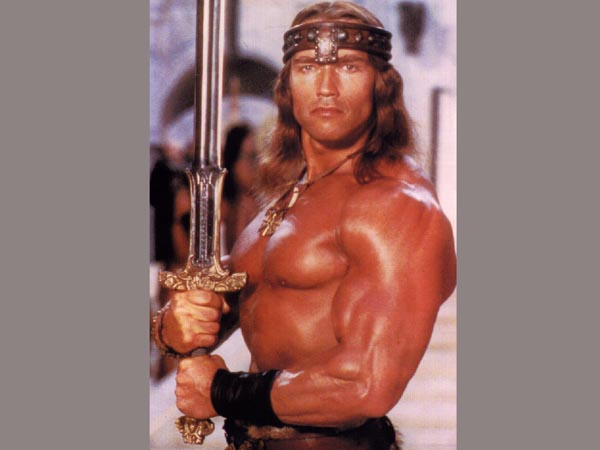 Arnold Schwarzenegger to return as Conan the Barbarian 30 years on