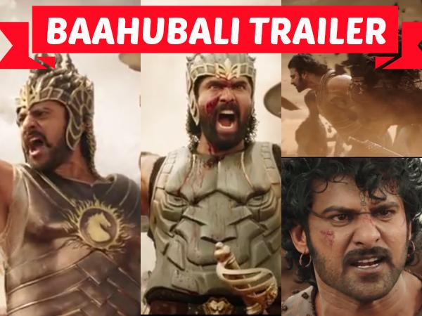 Unbelievable record of Baahubali trailer