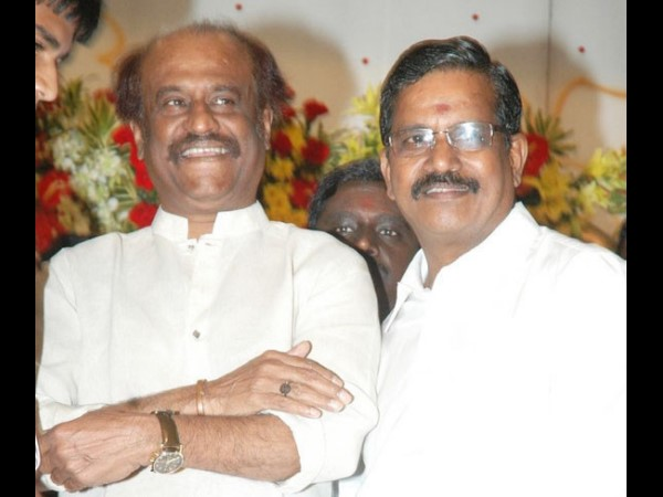35 years dream to produce a Rajinikanth film is now come true