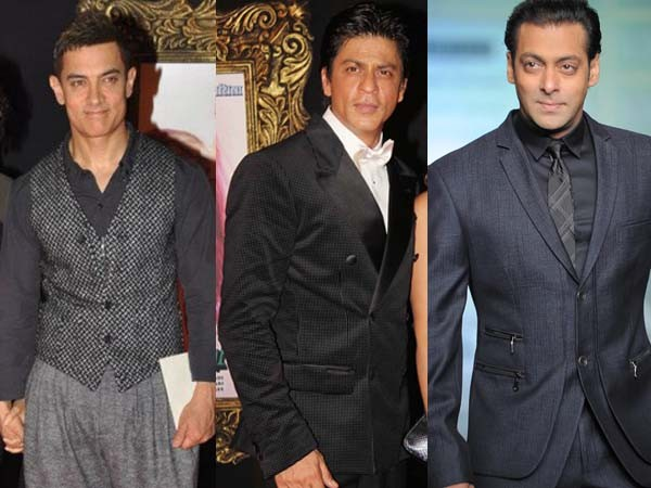 Salman, Shahrukh, Aamir together in one film!