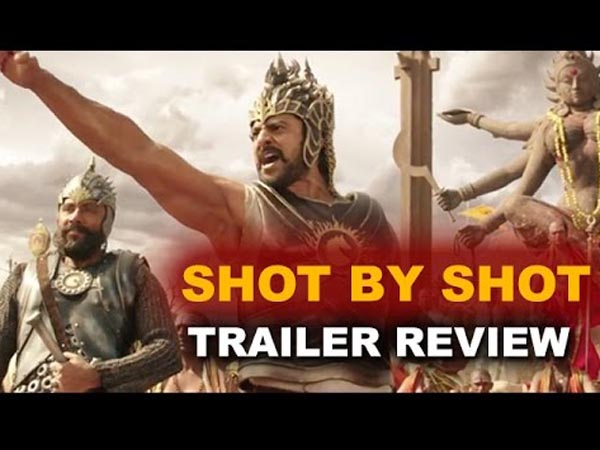 Hollywood reviewer about Baahubali